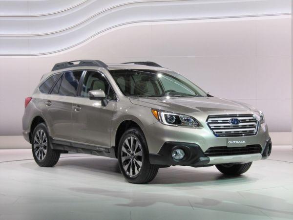 2015 - Subaru Outback
