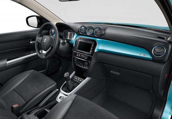 2015 Suzuki Vitara Interior