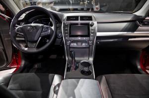 2015 Toyota Camry Interior