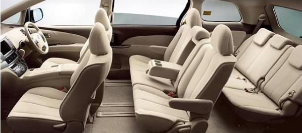 2015 Toyota Estima Hybrid