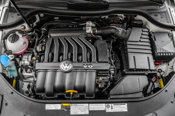 Volkswagen CC Engine - 2015