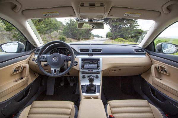 2015 - Volkswagen CC Interior