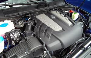 2015 Volkswagen Touareg Engine