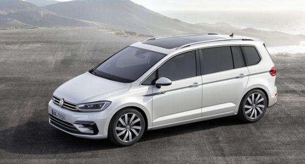 2015 - Volkswagen Touran
