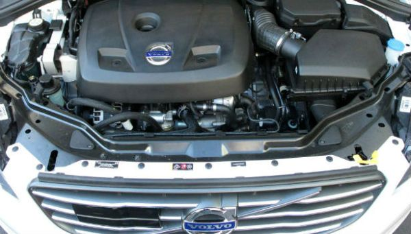 2015 Volvo XC60  Engine