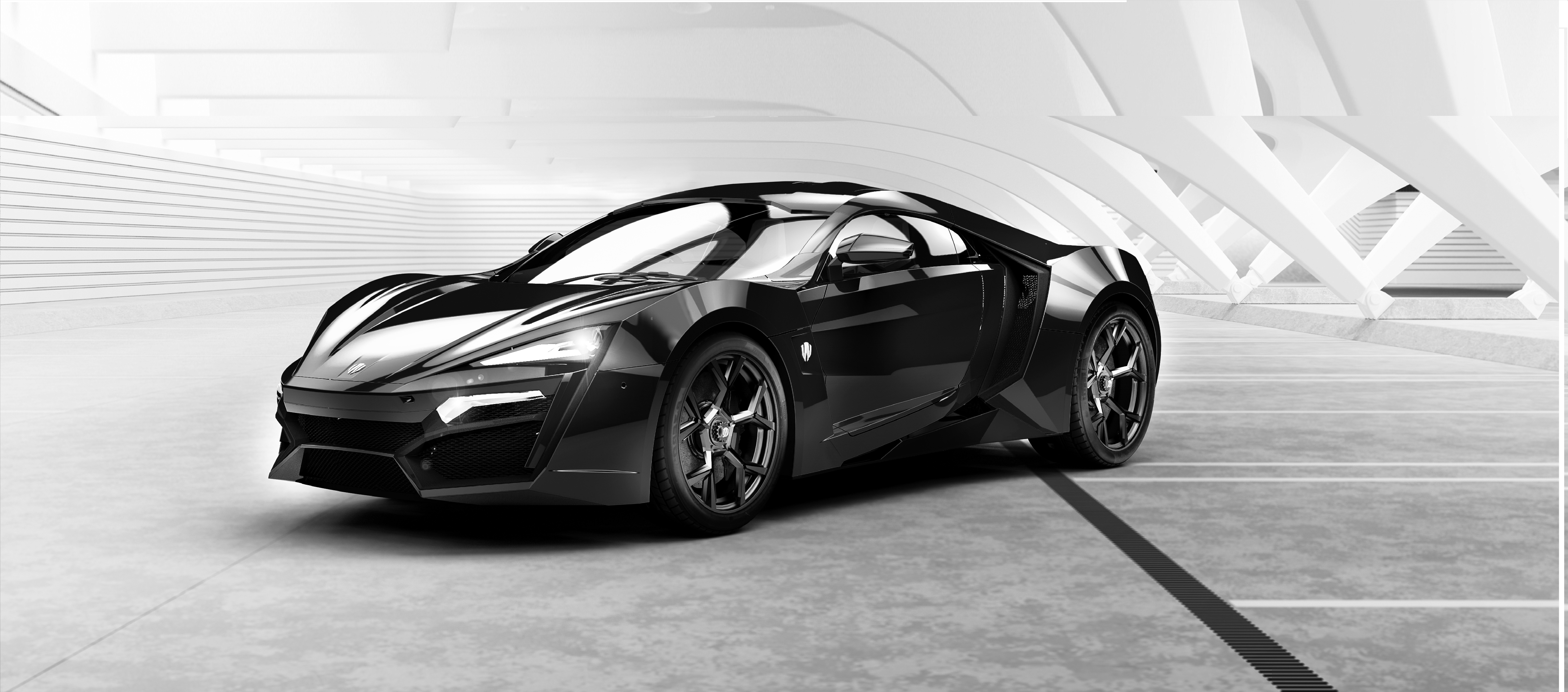2015 lykan hypersport review price specs for W motors lykan hypersport price