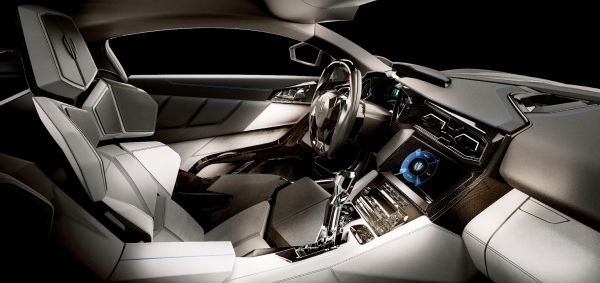 2015 W Motors - Lykan Hypersport Interior