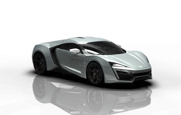 2015 - W Motors Lykan Hypersport