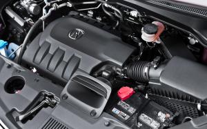 2016 Acura RDX Engine
