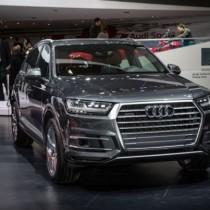 2016 - Audi Q7 Hybrid FI