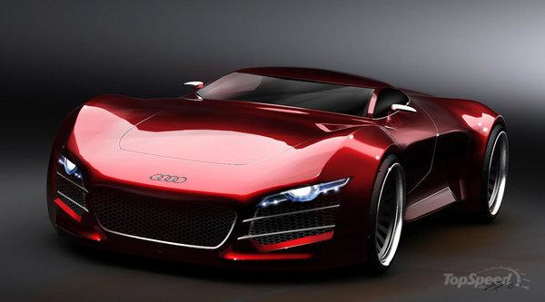 2016 Audi R10