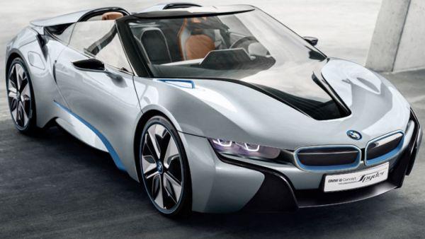 2016 - BMW i8