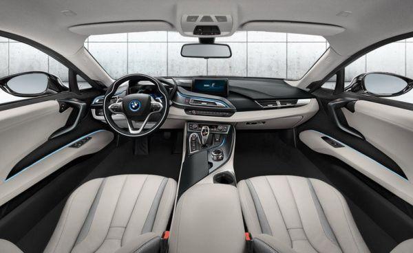 2016 - BMW i9 Interior