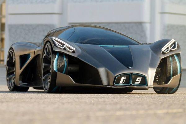 2016 - BMW i9
