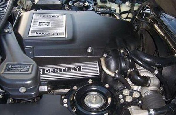 2016 Bentley Falcon Engine
