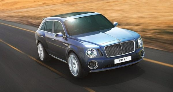 2016 Bentley Falcon