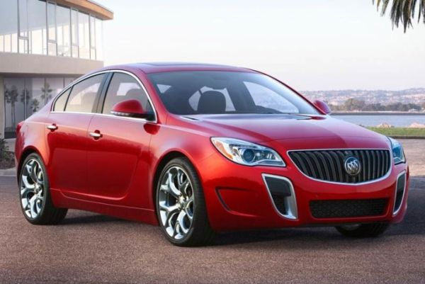 2016 - Buick Regal GS