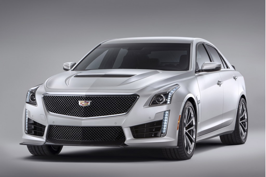 2016 cadillac cts v sedan price specs - Cadillac cts v coupe specs ...