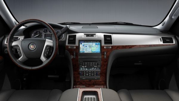 2016 - Cadillac Escalade Interior
