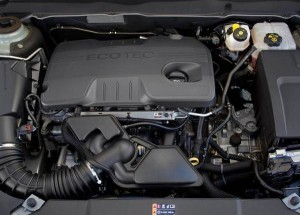 2016 Chevrolet Malibu Engine