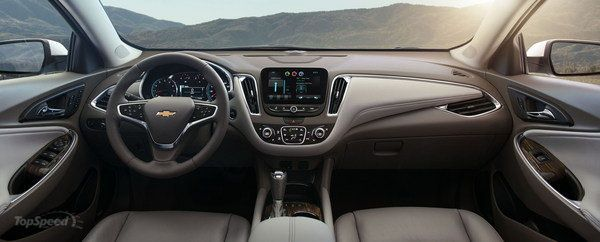 2016 - Chevrolet Trailblazer Interior