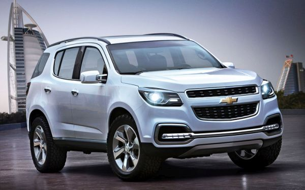 2016 - Chevrolet Trailblazer