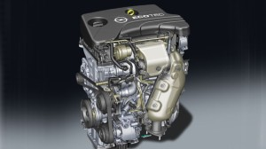 2016 Chevrolet Volt Engine
