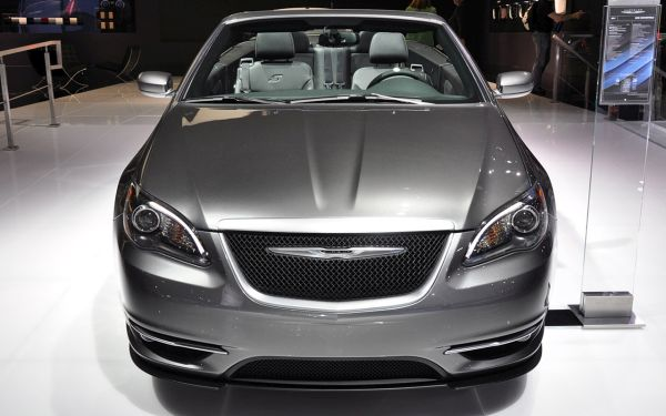2016 Chrysler 200 Convertible Exterior  |2016 Chrysler 200 Convertible