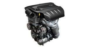 2016 Dodge Dart Srt Engine