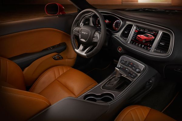 2016 - Dodge Wildcat  Interior