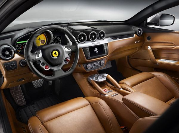 2016 - Ferrari FF Coupe Interior