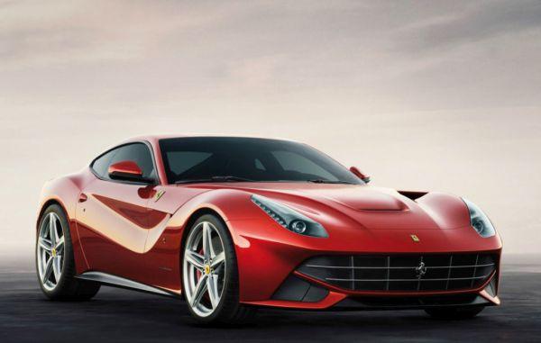 2016 - Ferrari FF Coupe