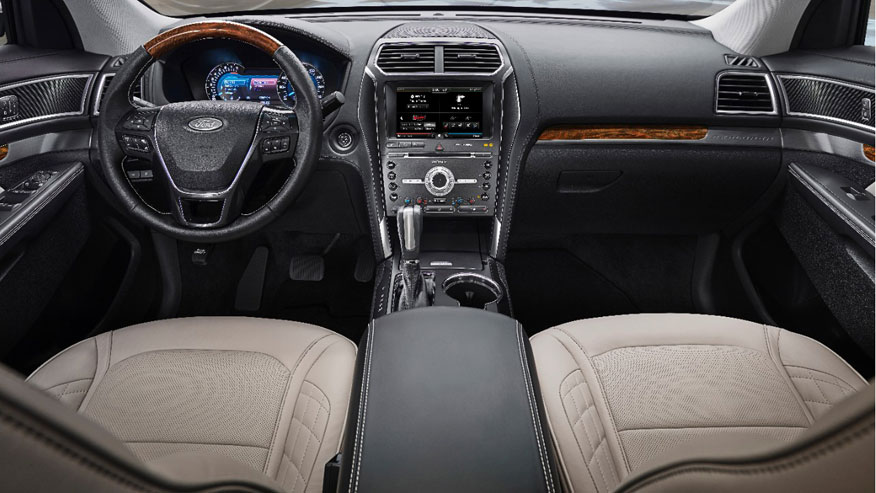 2016 ford explorer sport suv review interior msrp pics