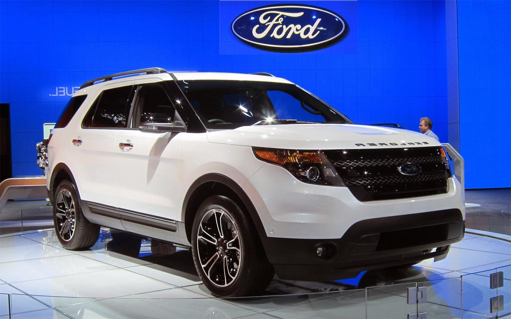 2016 ford explorer sport suv review interior msrp pics. Black Bedroom Furniture Sets. Home Design Ideas