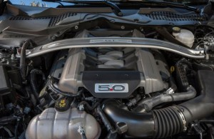 2016 Ford GT Engine