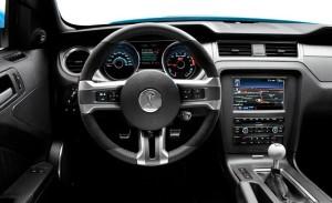 2016 Ford GT Interior