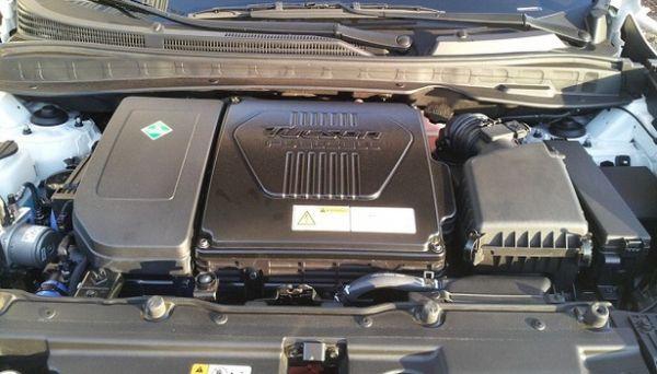 2016 Hyundai Tucson ix35 Engine