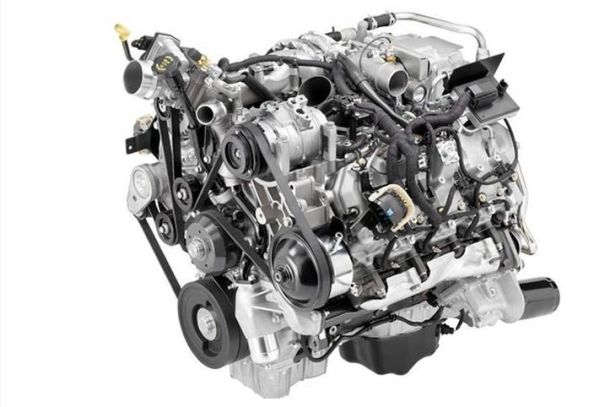2016 ISUZU D MAX Engine