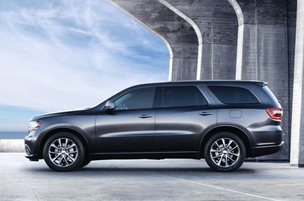 ... Wagoneer – Learn What It Plans To Offer : 2014 Dodge Durango R/T