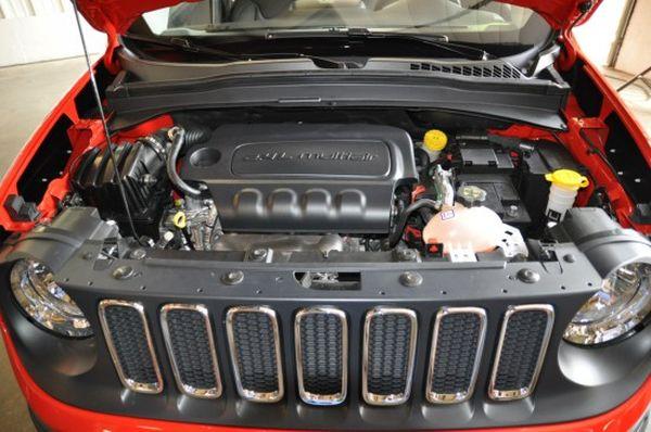 2016 Jeep Renegade Engine