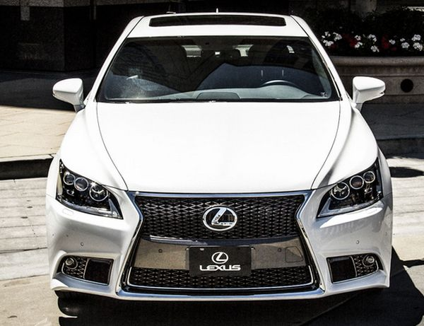 2016 lexus ls 460 price specs release date. Black Bedroom Furniture Sets. Home Design Ideas