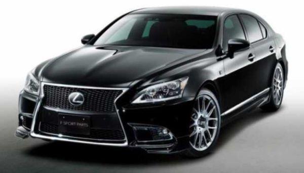2016 - Lexus LS 460