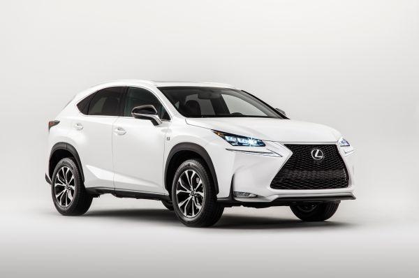2016 - Lexus NX