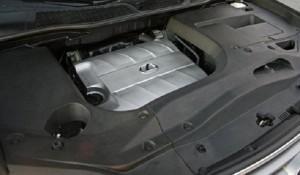 2016 Lexus RX 350 Engine