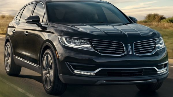 2016 - Lincoln MKX