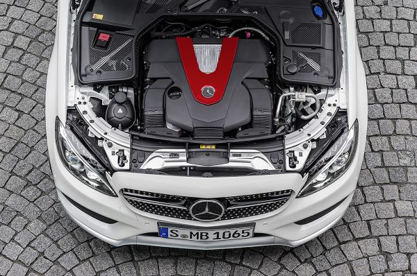 2016 Mercedes Benz - C450 AMG Sport Engine