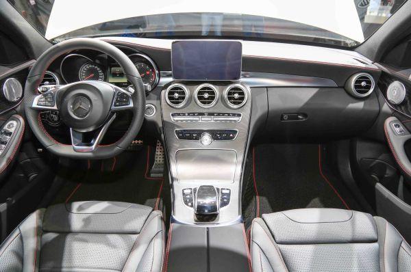 2016 - Mercedes Benz C450 AMG Sport Interior