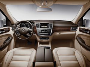 2016 Mercedes-Benz ML Interior