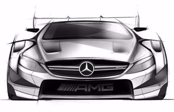 2016 Mercedes DTM C-Class