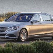 2016 Mercedes Maybach S600 FI